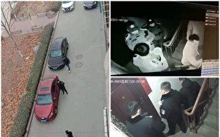 淄博警察半夜騷擾 訪民報警被扣尋釁滋事
