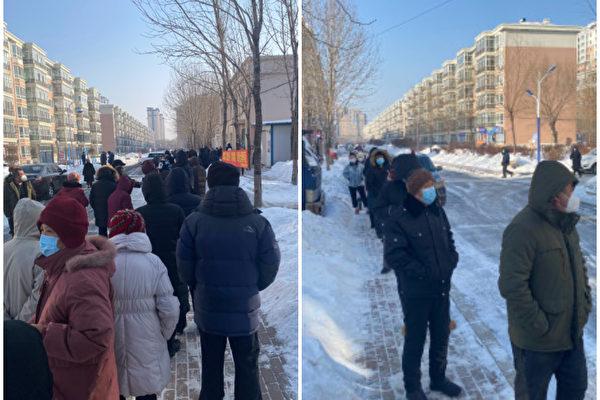 黑龙江再增10中风险区 河北固安人车暂缓进京