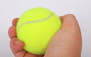 英國睡眠專家:用一顆網球可停止打鼾