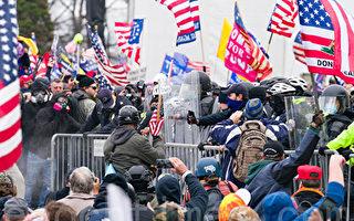 国会暴力事件中角色受质疑 谷歌和脸书陷被动