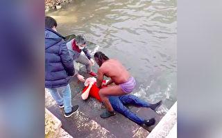 葡萄牙男子勇救溺冰水老者 獲總統親自感謝