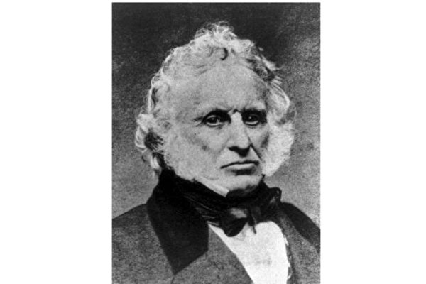 19世纪 把冰块运到印度的美国商人