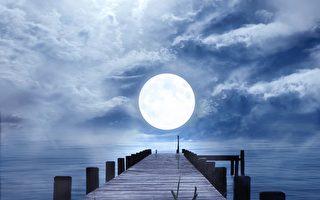 """""""狼月"""" 一月大满月将为新年夜空增光添彩"""