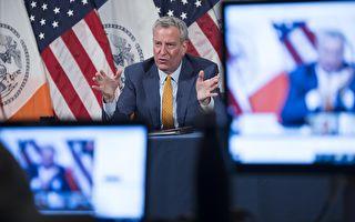 市长:纽约市已有两例感染英国变种病毒