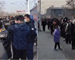 【一线采访】顺义封村 北京7个中风险区