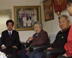 台湾前总统陈水扁的母亲辞世 享寿94岁