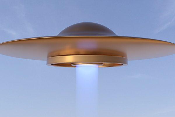 新航班機在瑞士降落 乘客拍到UFO
