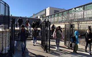 紐約初中生返校上課  華人家長:不想孩子在家玩遊戲