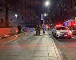 在華埠刀捅華人致重傷   警方以仇恨犯罪立案