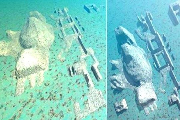 《转法轮》提及的史前文明案例:海底建筑