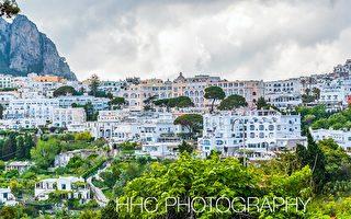 阿马尔菲海岸线美景美食(8)美丽的卡普里岛(续)