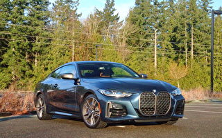 車評:大氣孔4系 2021 BMW M440i xDrive