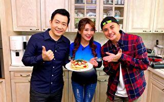 曾子余搭檔名廚拍實境秀 直擊明星們的廚房