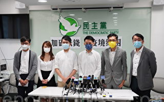 香港政黨批政府拒設失業援助