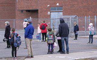 研究:保持社交距離防疫 比關閉學校更有效