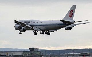 中国六大航空公司 去年估亏千亿人民币