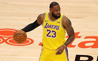 NBA湖人雙星耀眼 射下老鷹