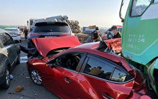 西滨重大车祸 台交部敲定道安改善计划