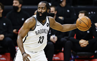 NBA哈登狂砍37分 籃網快意六連勝