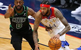 NBA綠衫軍花完24分領先 鵜鶘延長剋敵
