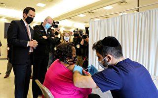 新澤西中共病毒死亡超2萬 152萬人注射疫苗