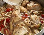 【地中海燉湯】番茄鮮蕈燉雞肉