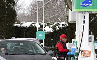 受汽油價格推動 加國1月通脹年率升至1%