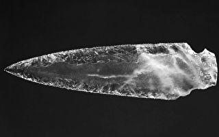 西班牙出土史前精美水晶匕首 科技水平极高