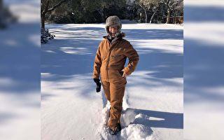 暴風雪下放棄撤離 德州護士悉心照顧老年鄰居