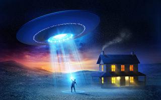 美国男子声称UFO降落后院 外星人送他松饼