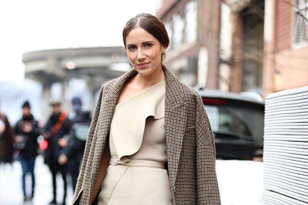 寒冬保暖也可兼顾时尚 纽约时装周街头穿搭