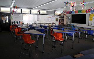 舊金山市府要求法院發布禁制令 強制學校重開