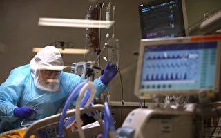 加州染疫及住院大降 但累計死亡仍全美第一