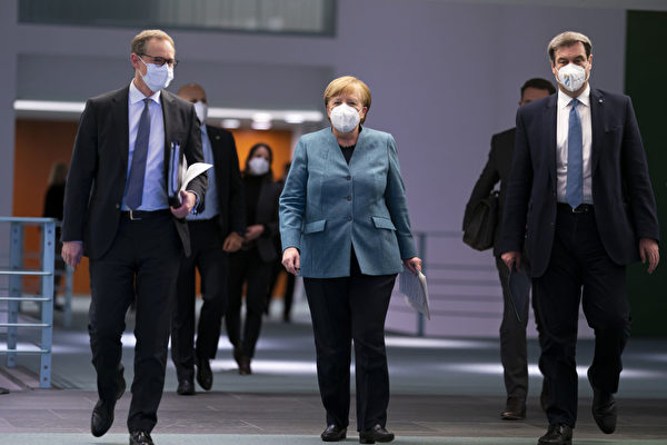 德国疫苗接种遇瓶颈 默克尔承诺夏季前解决