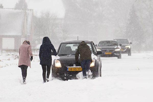 中共病毒感染率升高 荷蘭病例較前週增9%