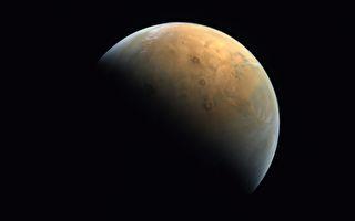 阿聯酋「希望號」首張火星照 捕捉火山靚影
