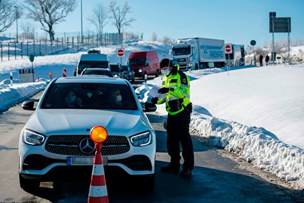 嚴格邊境管制惹眾怒 德國政府強硬回應