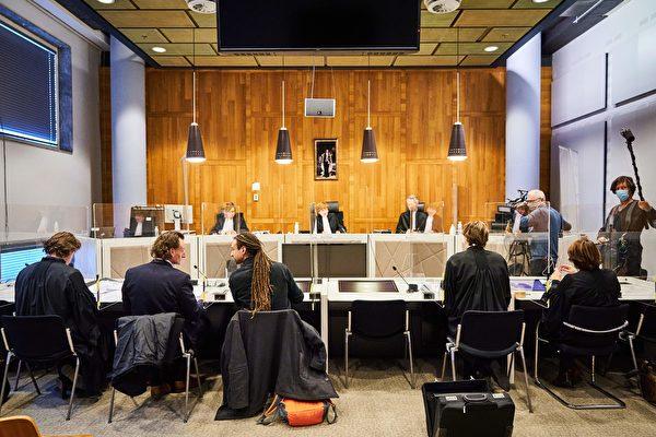 組圖:荷蘭法院裁定政府宵禁令違法 須撤回