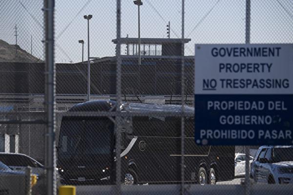 美移民政策變 滯留墨西哥難民入境