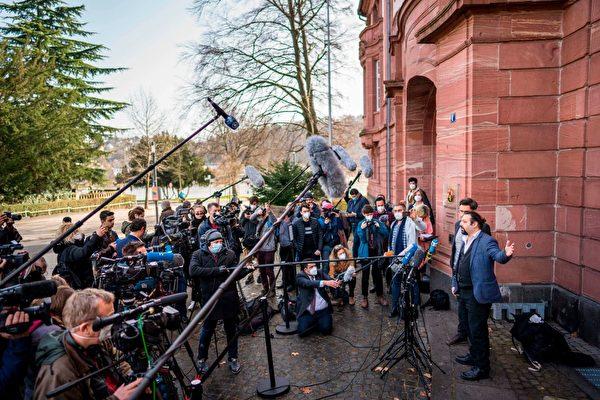 德国历史性判决:叙利亚酷刑协助者有罪
