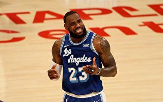 NBA:詹姆斯獨木難支 洛杉磯湖人遭遇二連敗