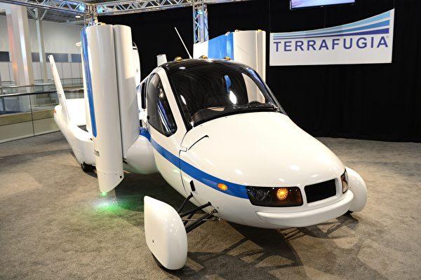 世界首輛 美飛行汽車Transition獲准上天