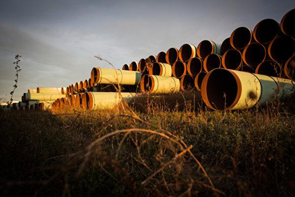 拜登叫停美加石油管道的後續影響
