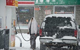 受暴風雪影響 新澤西及全美汽油價格上漲