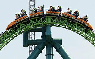 「六旗大冒險樂園」三月底開放  將實現無現金支付