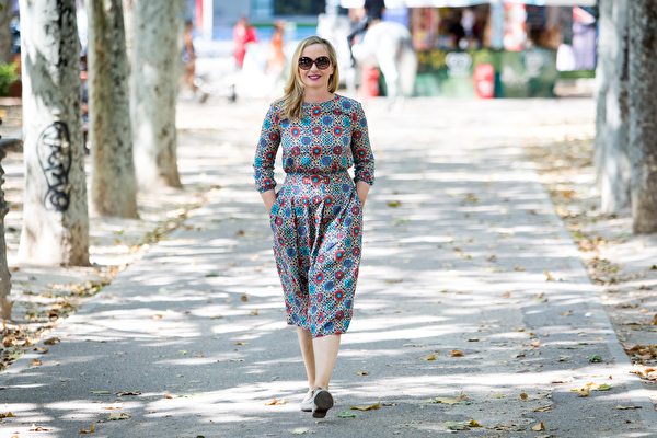 別讓年齡設限 熟女也能穿出時尚風潮