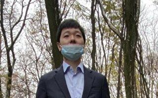 專訪王靖渝:中共流氓 抓無辜父母當誘餌 (上)