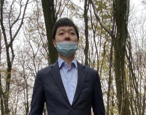 专访王靖渝:中共流氓 抓无辜父母当诱饵 (上)