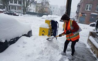 【現場直播】暴風雪來襲 紐約進入緊急狀態