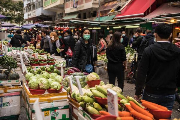 港一月通胀回升1.9% 消费物价七个月来首次上涨